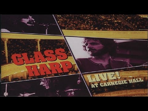 Glass Harp   Live! At Carnegie Hall 1971 Us, Awesome Jam Psych Rock