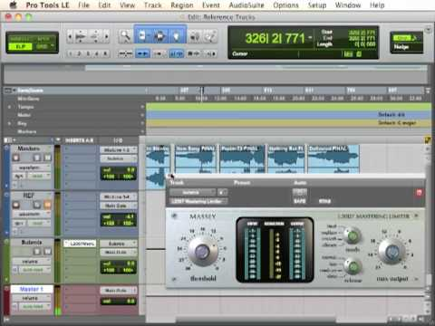 Mastering With Reference Tracks - TheRecordingRevolution.com