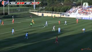 Washington Spirit vs. Sky Blue FC Highlights:   August 16, 2014