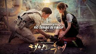 You are my everything ~ Descendants of the Sun OST (Spanish Cover)