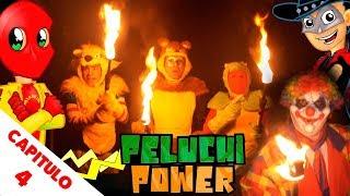 Maskarin y Manito en el Circo del Horror / PELUCHI POWER Capitulo 4