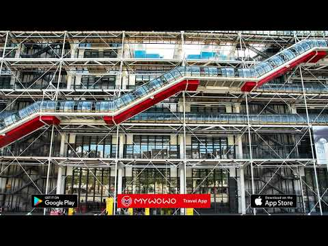 Beaubourg – Museum – Paris – Audio Guide – MyWoWo  Travel App