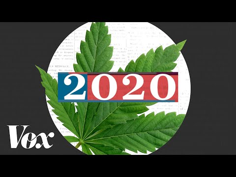 Weed was the real winner of the 2020 election