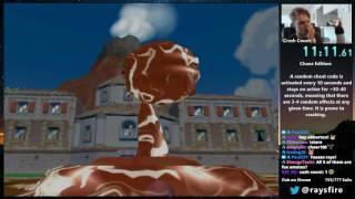 Super Mario Sunshine Chaos 120 Shine (100%) Speedrun - 18:30:20