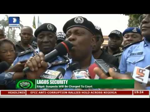 Lagos Police Rescue Minor From Abductors |News Across Nigeria|