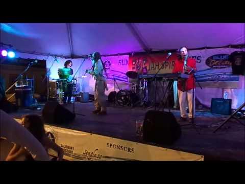 Jah Spirit 2014 Salisbury Beach Summer Concert Series