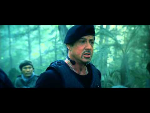 "The Expendables 2 Movie Clip ""Loaded"" Official [HD 1080]"