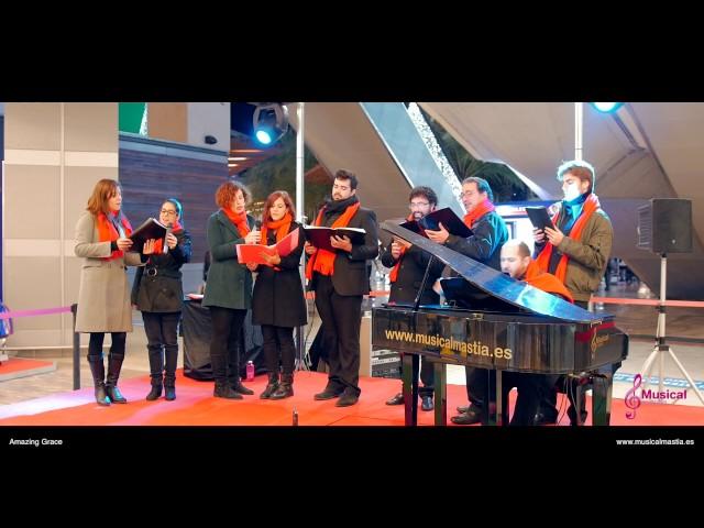 Concierto Villancicos Murcia Amazing Grace Coro Gospel Musical Mastia