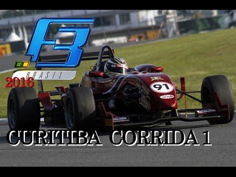 F3 2016 Curitiba Race 1