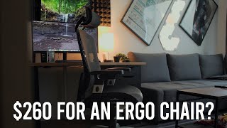 The Best Budget Ergonomic Chair | Staples Hyken Ergonomic Chair Review And Unboxing