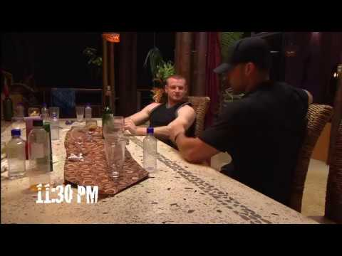 Wes and CT fight MTW The Challenge Rivals