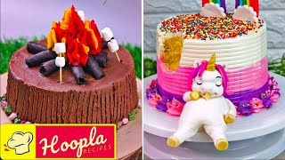 Creative Birthday Cake Decorating Ideas | Hoopla Recipes