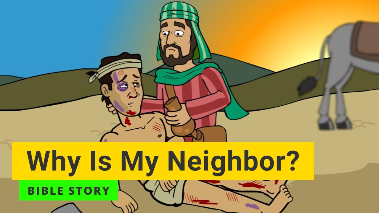 """Primary Year C Quarter 2 Episode 10 """"Who Is My Neighbor?"""""""