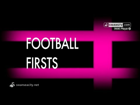 Swansea City Video: Football Firsts - Alan Curtis