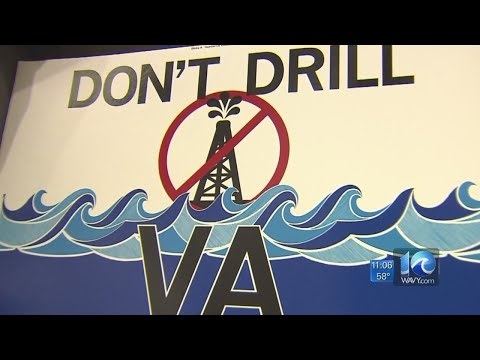 Offshore drilling opponents urge public to give feedback on Trump's plan