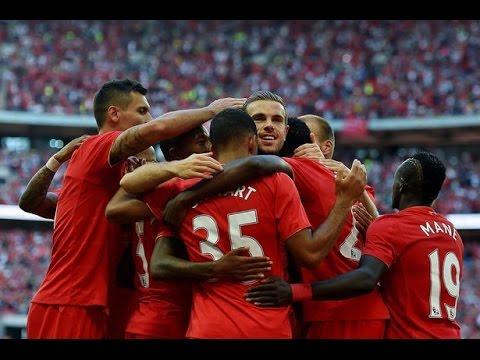 All Goals LIVERPOOL 4-0 BARCELONA | Internatinoal Champions Cup 06/08/2016