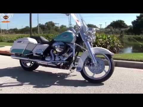 2016 Harley Davidson Flhr Road King New Color