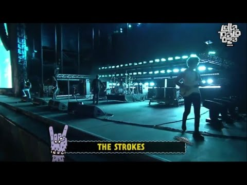The Strokes-Hard To Explain Live Lollapalooza Argentina 2017