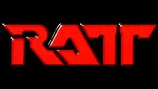 Ratt - Wanted Man (Lyrics on screen)