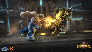 Thing Joins Marvel Contest of Champions! | Spotlight Trailer