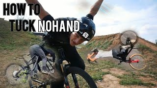 HOW TO TUCK NOΗAND MTB    TOMLINSE