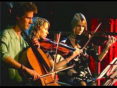basquiat strings with e. eskelin, s.h. fell, s. rochford – live @ BBC electric proms, 26-10-2007