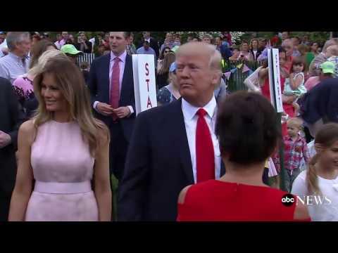 President Trump says North Korea has 'gotta behave'