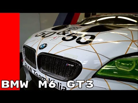 Full Version  - Alex Zanardi and the BMW M6 GT3 at the Italian GT Championship in Mugello