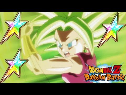 KEFLA'S TRUE POTENTIAL! 100% RAINBOW STAR KEFLA SHOWCASE! (DBZ: Dokkan Battle)