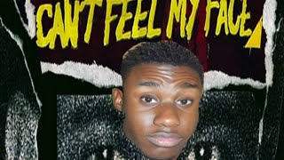Baixar The Weeknd - Can't Feel My Face (Music Video Cover Remix)
