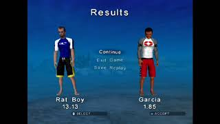 Sunny Garcia Surfing [PS2]: Licensed Video Games #178