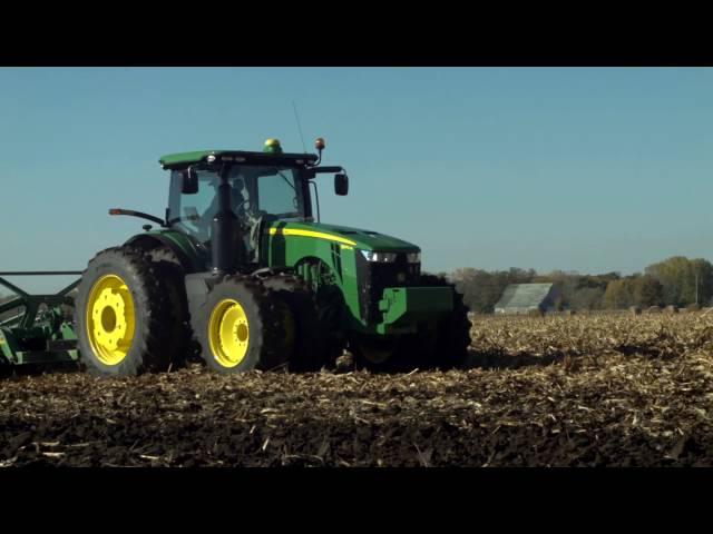 John Deere - Funcionamiento e23/e18 - El tractor no responde a las condiciones del suelo cambiantes
