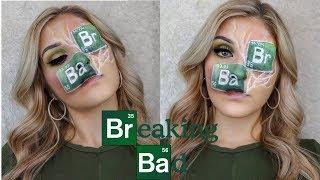 BREAKING BAD Inspired Makeup Transformation