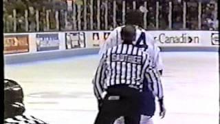 Tony Twist vs Lyle Odelein Round 2