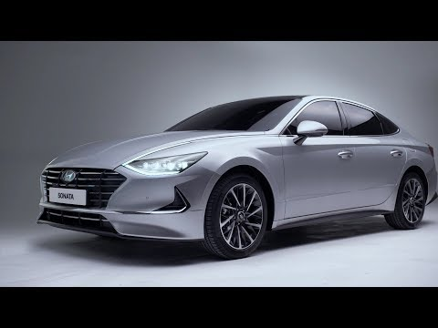 Hyundai Smart Engineering – Sonata (Global Model Shown