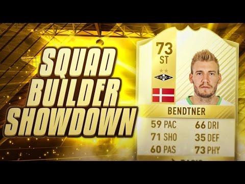 "INSANE LEGEND ""THE LORD"" BENDTNER SQUAD BUILDER SHOWDOWN!!"