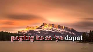 Baka Mayroong Iba karaoke   Jerome Abalos