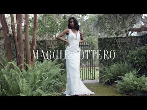 Bernadine (8MN499) - Maggie Sottero
