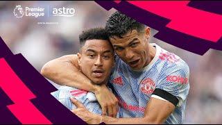 EPL Highlights: West Ham United 1 - 2 Manchester United | Astro SuperSport