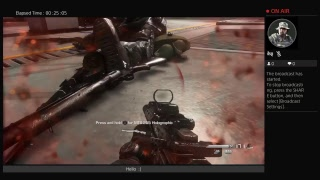 Call of Duty ghosts| broadcast 6