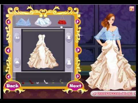 Princess Barbie Girl - Dress up Games - YouTube