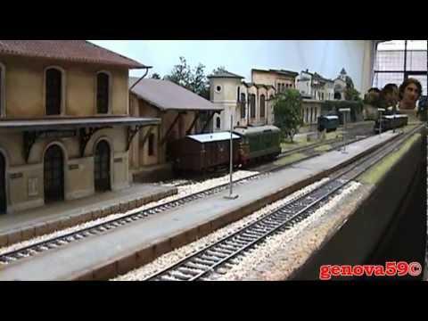 Pas 2011: Treni & Diorami