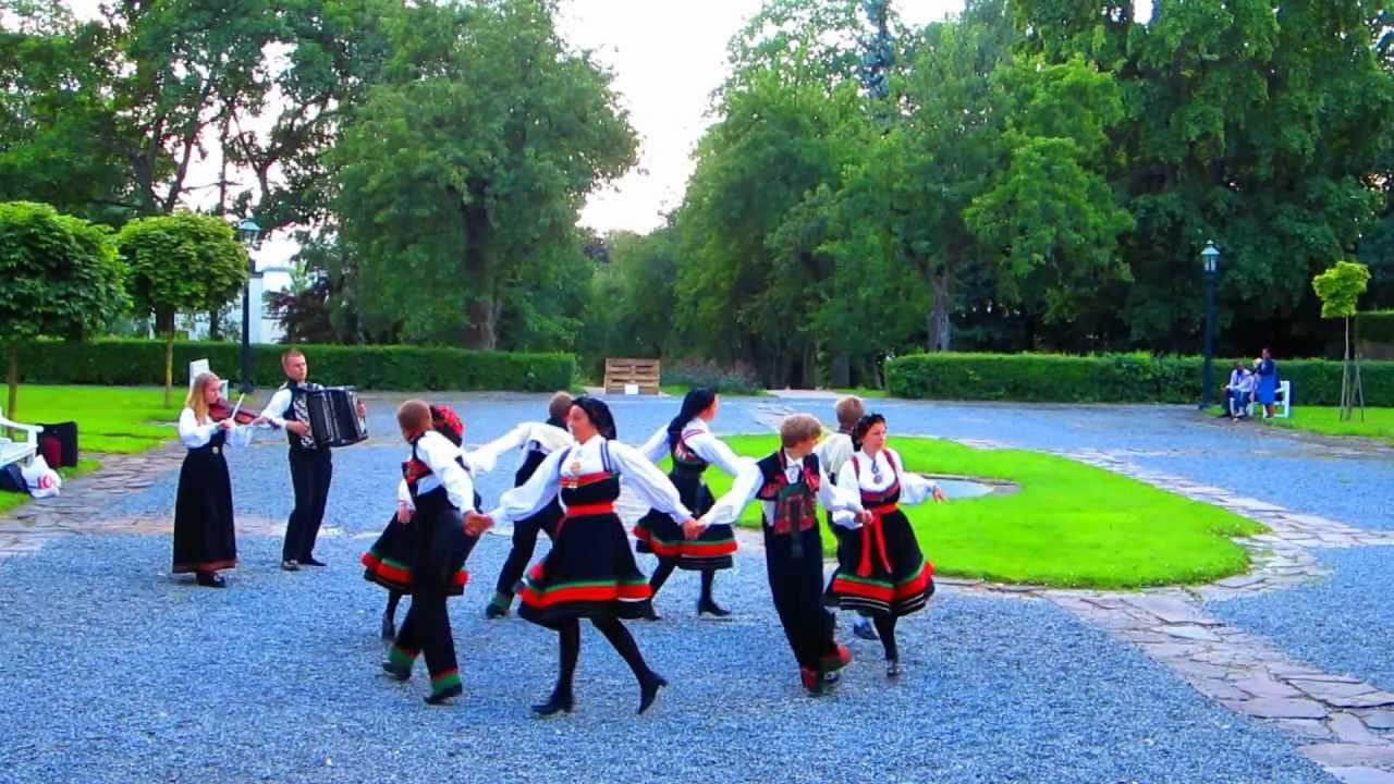 Норвежские танцы картинки