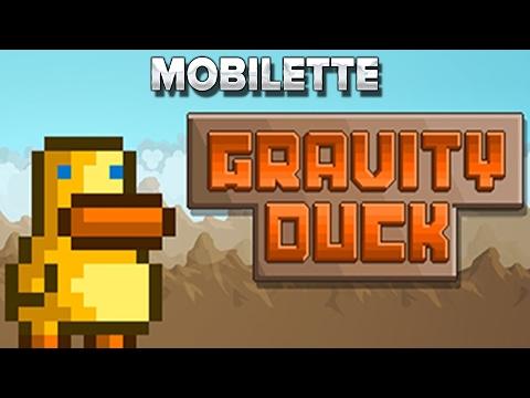 Mobilette #25 : Gravity Duck
