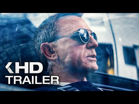 JAMES BOND 007: No Time To Die Super Bowl Trailer (2020)