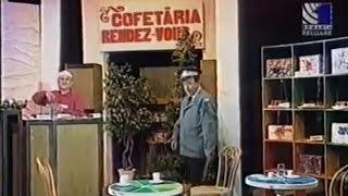 Nae Lăzărescu şi Vasile Muraru - Cofetăria