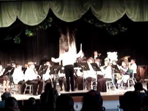 Houston County Middle School Band