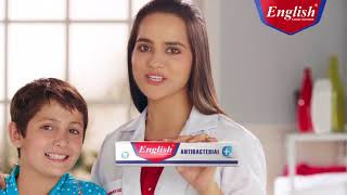 English Antibacterial Toothpaste