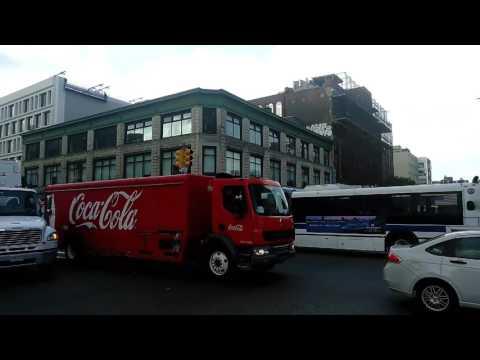 Transit Tracing along 125th Street