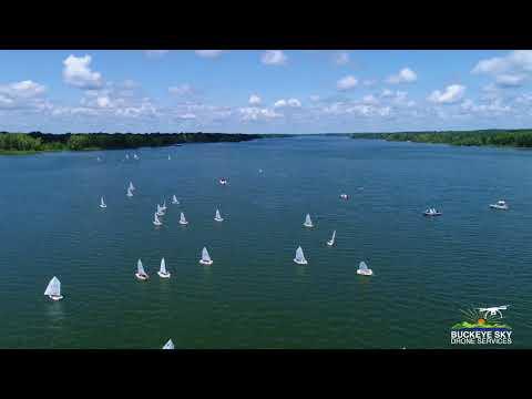 Hoover Sailing Club JRT Regatta August 12 2017